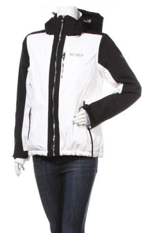 Дамско яке за зимни спортове Nevica, Размер L, Цвят Черен, Полиестер, Цена 80,40лв.
