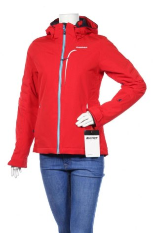 Дамско яке за зимни спортове Ziener, Размер XS, Цвят Червен, Полиестер, Цена 139,78лв.