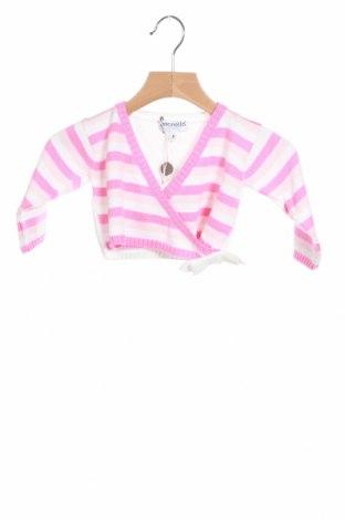 Παιδική ζακέτα Simonetta, Μέγεθος 12-18m/ 80-86 εκ., Χρώμα Ρόζ , Βαμβάκι, Τιμή 10,39€