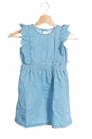 Παιδικό φόρεμα Gap Baby, Μέγεθος 3-4y/ 104-110 εκ., Χρώμα Μπλέ, Βαμβάκι, Τιμή 16,60€