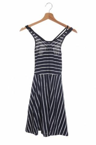 Детска рокля Lemon Beret, Размер 10-11y/ 146-152 см, Цвят Син, Памук, Цена 31,50лв.