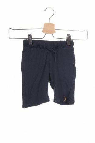 Παιδικό κοντό παντελόνι Lemon Beret, Μέγεθος 18-24m/ 86-98 εκ., Χρώμα Μπλέ, Βαμβάκι, Τιμή 3,86€