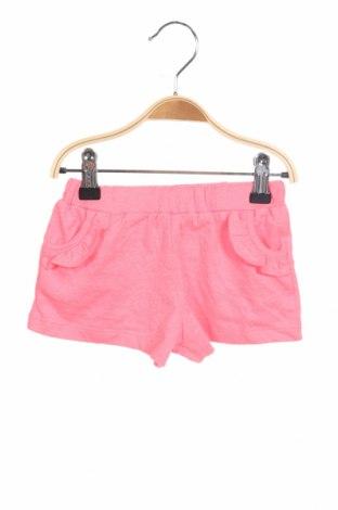 Παιδικό κοντό παντελόνι Mothercare, Μέγεθος 9-12m/ 74-80 εκ., Χρώμα Ρόζ , 65% πολυεστέρας, 35% βαμβάκι, Τιμή 4,08€
