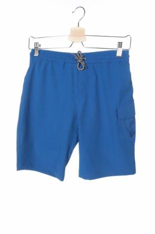 Детски къс панталон Ziener, Размер 12-13y/ 158-164 см, Цвят Син, 84% полиестер, 16% еластан, Цена 27,30лв.