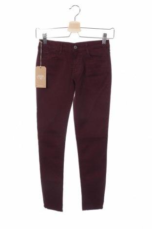 Παιδικό παντελόνι Le Temps Des Cerises, Μέγεθος 11-12y/ 152-158 εκ., Χρώμα Βιολετί, 98% βαμβάκι, 2% ελαστάνη, Τιμή 16,76€