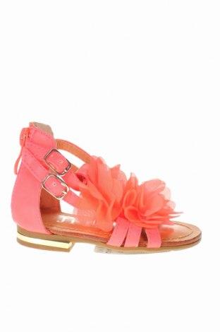 Παιδικά σανδάλια, Μέγεθος 19, Χρώμα Ρόζ , Κλωστοϋφαντουργικά προϊόντα, Τιμή 8,57€