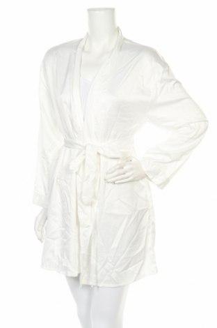 Халат Hunkemoller, Размер M, Цвят Бял, Полиестер, Цена 45,50лв.