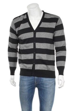 Мъжка жилетка Authentic Clothing Company, Размер L, Цвят Сив, Памук, Цена 6,56лв.
