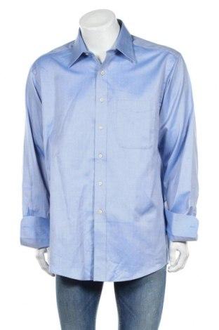 Ανδρικό πουκάμισο Joseph Abboud, Μέγεθος XL, Χρώμα Μπλέ, Βαμβάκι, Τιμή 11,15€