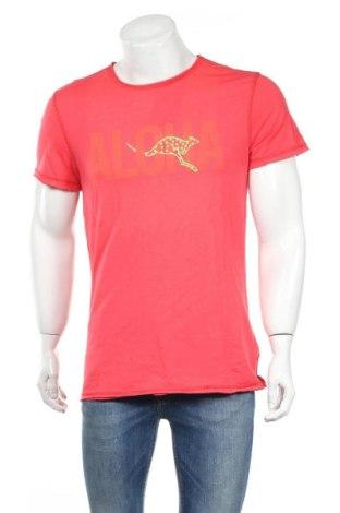 Мъжка тениска Chiemsee, Размер M, Цвят Червен, Памук, Цена 22,05лв.