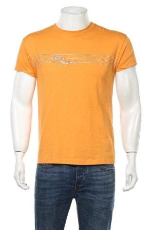 Мъжка тениска Gestuz, Размер S, Цвят Оранжев, Памук, Цена 50,40лв.