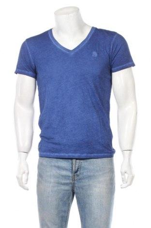Ανδρικό t-shirt Otto Kern, Μέγεθος S, Χρώμα Μπλέ, Βαμβάκι, Τιμή 28,50€