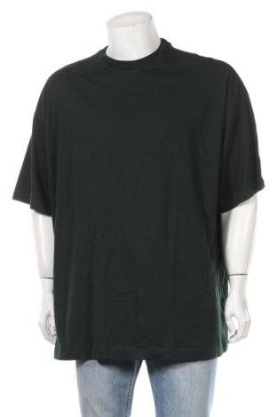 Ανδρικό t-shirt Weekday, Μέγεθος S, Χρώμα Πράσινο, Βαμβάκι, Τιμή 6,43€
