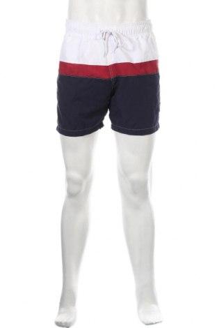 Ανδρικό κοντό παντελόνι Crosshatch, Μέγεθος M, Χρώμα Μπλέ, Πολυεστέρας, Τιμή 13,71€