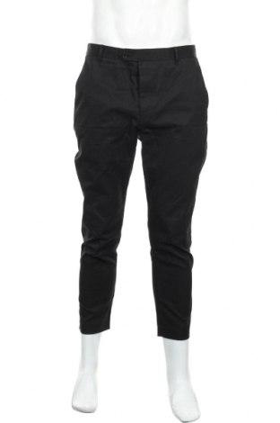 Ανδρικό παντελόνι AllSaints, Μέγεθος M, Χρώμα Μαύρο, Βαμβάκι, Τιμή 32,13€