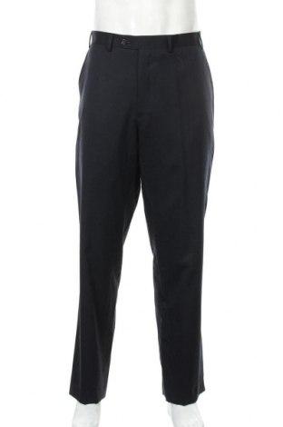 Мъжки панталон Chaps, Размер L, Цвят Син, Вълна, Цена 9,93лв.