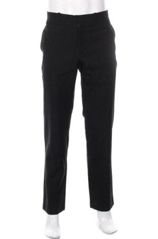 Мъжки панталон INC International Concepts, Размер M, Цвят Черен, 70% полиестер, 30% вискоза, Цена 9,03лв.