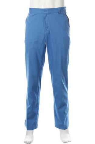 Мъжки панталон Nike Golf, Размер L, Цвят Син, 95% полиестер, 5% еластан, Цена 21,17лв.