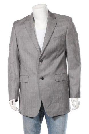 Ανδρικό σακάκι Joseph Abboud, Μέγεθος M, Χρώμα Γκρί, Μαλλί, Τιμή 3,66€