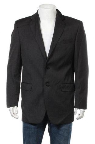 Ανδρικό σακάκι Joseph Abboud, Μέγεθος L, Χρώμα Γκρί, Μαλλί, Τιμή 3,51€