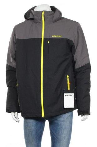 Мъжко яке за зимни спортове Ziener, Размер L, Цвят Черен, Полиестер, Цена 158,92лв.