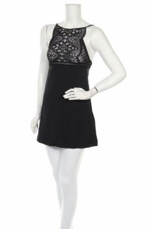 Пижама Etam, Размер M, Цвят Черен, 91% полиестер, 9% еластан, Цена 52,50лв.