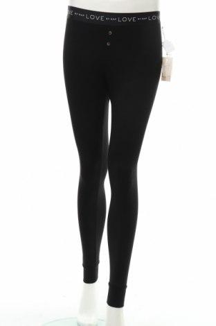 Пижама Gap, Размер S, Цвят Черен, 93% модал, 7% еластан, Цена 36,00лв.