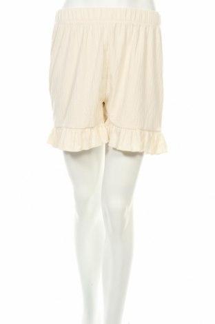 Пижама Nly Trend, Размер M, Цвят Екрю, 60% полиестер, 32% вискоза, 8% еластан, Цена 23,25лв.