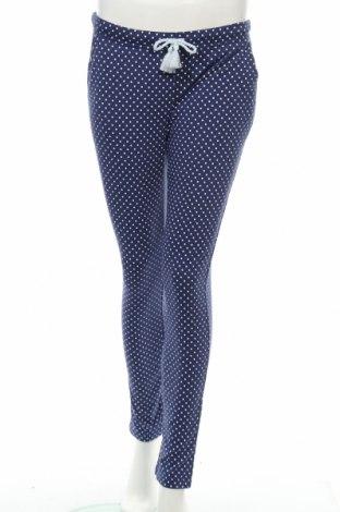 Пижама Vivance, Размер XS, Цвят Син, 50% памук, 50% вискоза, Цена 30,00лв.