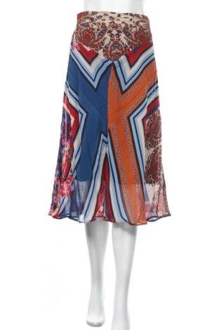 Φούστα Derhy, Μέγεθος S, Χρώμα Πολύχρωμο, Βισκόζη, Τιμή 12,99€