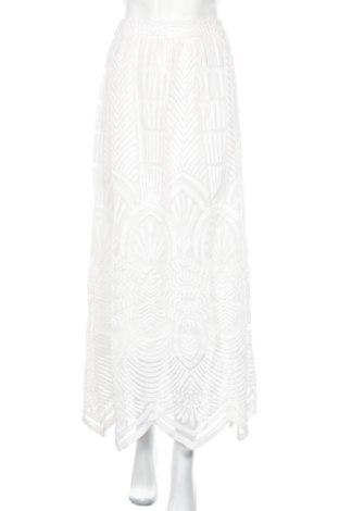 Φούστα Desigual, Μέγεθος M, Χρώμα Λευκό, Πολυεστέρας, Τιμή 26,82€