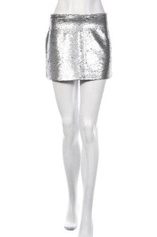 Пола Glamorous, Размер L, Цвят Сив, 100% полиестер, Цена 3,00лв.