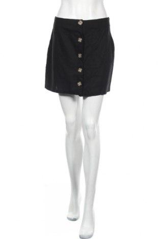 Пола Miss Selfridge, Размер M, Цвят Черен, 55% лен, 45% вискоза, Цена 5,00лв.