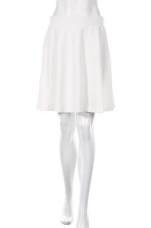 Φούστα Soya Concept, Μέγεθος M, Χρώμα Λευκό, 79% πολυεστέρας, 18% βισκόζη, 3% ελαστάνη, Τιμή 6,69€