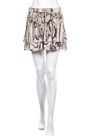 Пола Vero Moda, Размер M, Цвят Бежов, 100% вискоза, Цена 3,67лв.