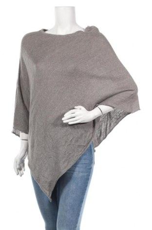 Пончо Zavanna, Размер M, Цвят Сив, 60% памук, 40% акрил, Цена 9,19лв.