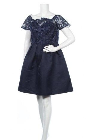 Φόρεμα Chi Chi, Μέγεθος XL, Χρώμα Μπλέ, Πολυεστέρας, Τιμή 29,59€