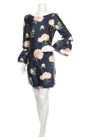 Φόρεμα Chi Chi, Μέγεθος M, Χρώμα Μπλέ, Πολυεστέρας, Τιμή 19,20€