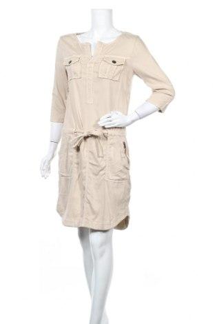 Φόρεμα Expresso, Μέγεθος XS, Χρώμα  Μπέζ, 50% lyocell, 47% βισκόζη, 3% ελαστάνη, Τιμή 27,82€