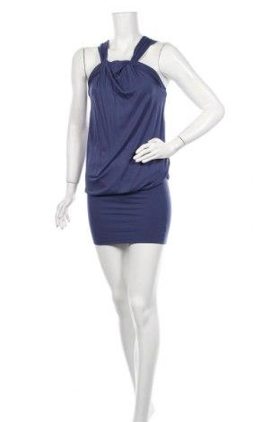 Φόρεμα Killah, Μέγεθος S, Χρώμα Μπλέ, Βισκόζη, Τιμή 33,77€