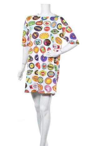 Φόρεμα Love Moschino, Μέγεθος M, Χρώμα Πολύχρωμο, Βαμβάκι, Τιμή 151,24€
