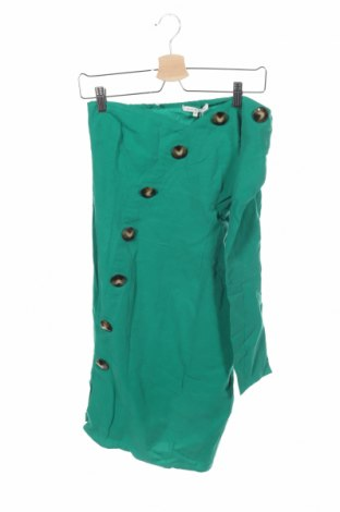 Рокля Mint & Berry, Размер S, Цвят Зелен, 84% лиосел, 16% лен, Цена 21,83лв.