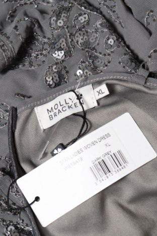 Φόρεμα Molly Bracken, Μέγεθος XL, Χρώμα Γκρί, Πολυεστέρας, Τιμή 30,54€