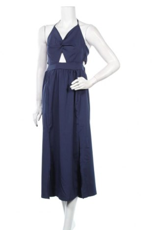 Φόρεμα Pretty Summer, Μέγεθος S, Χρώμα Μπλέ, 65% πολυεστέρας, 35% βαμβάκι, Τιμή 15,14€