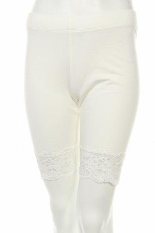 Стягащо бельо Gina Tricot, Размер L, Цвят Бял, 95% памук, 5% еластан, Цена 31,20лв.