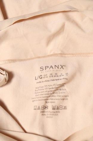 Стягащо бельо Spanx by Sara Blakely, Размер L, Цвят Бежов, 59% полиамид, 41% еластан, Цена 44,52лв.