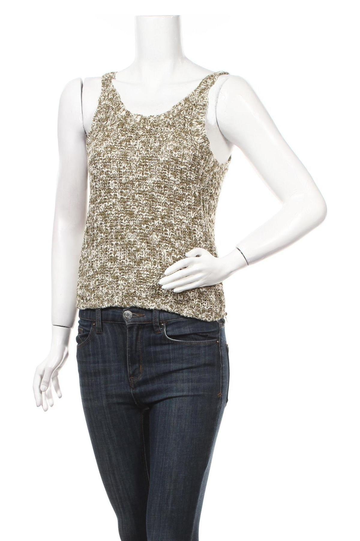 Дамски пуловер Together, Размер XS, Цвят Зелен, Акрил, Цена 5,78лв.