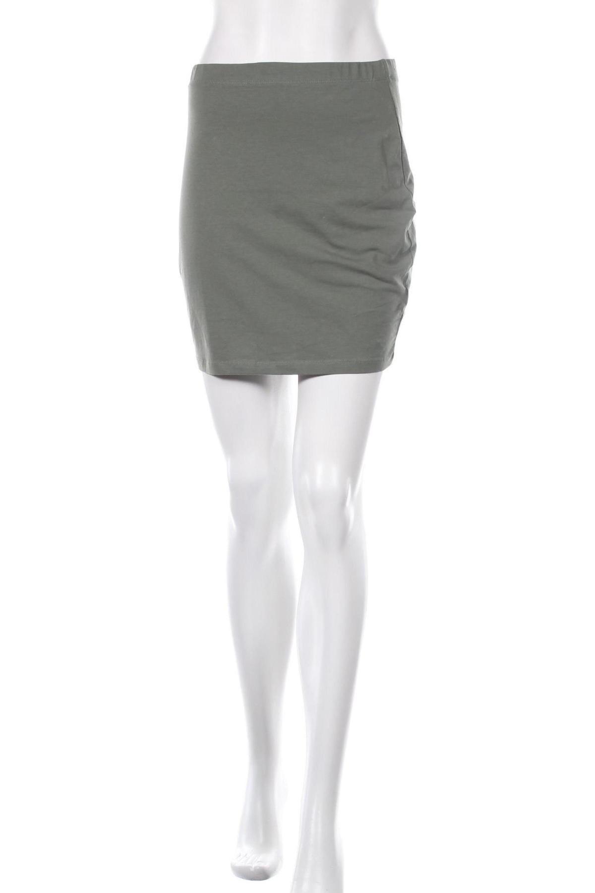 Пола Even&Odd, Размер M, Цвят Зелен, 95% памук, 5% еластан, Цена 21,00лв.