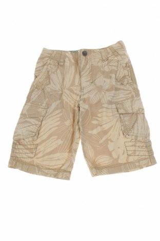 Детски къс панталон Mossimo Supply Co., Размер 3-4y, Цвят Бежов, Памук, Цена 10,78лв.