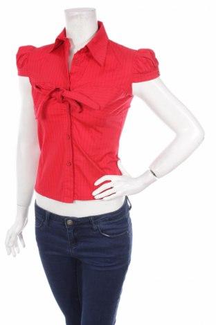 Дамска риза, Размер S, Цвят Червен, Цена 5,75лв.